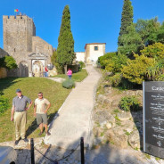 Willy Kaemena & Carlos Chegado at Palmela Castle by Drivepano
